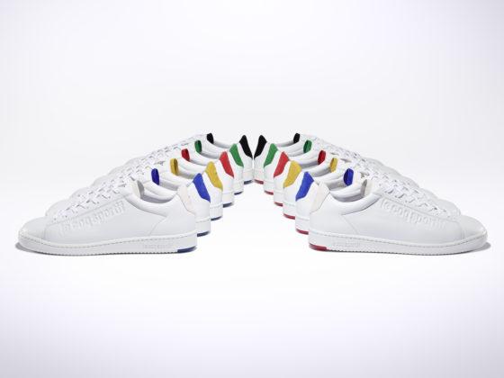 7a688e5cd54 adidas Falcon : la nouvelle star 90's de la marque aux trois bandes ...
